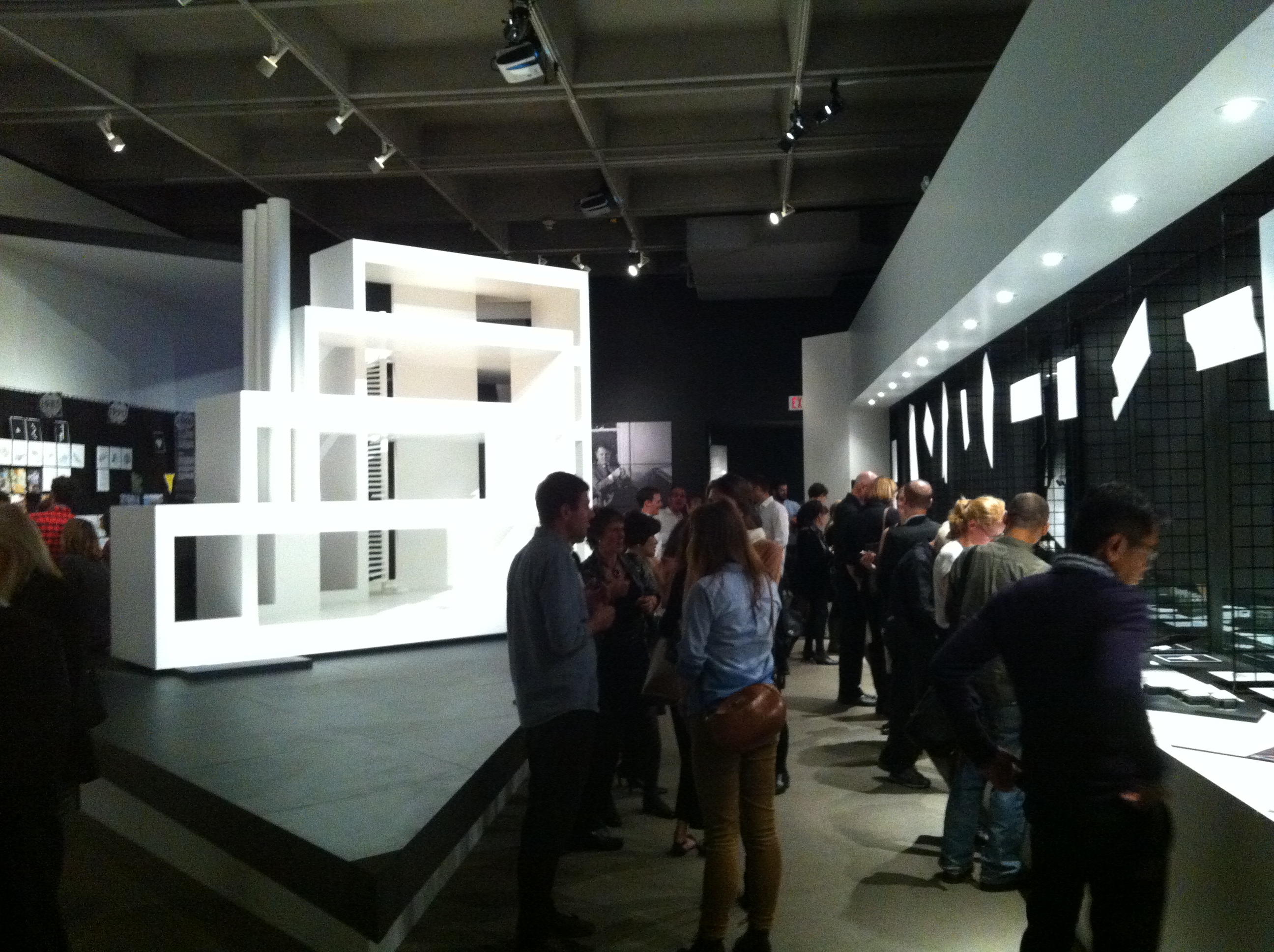Daniel Evan White Architect – Museum of Vancouver exhibition opens