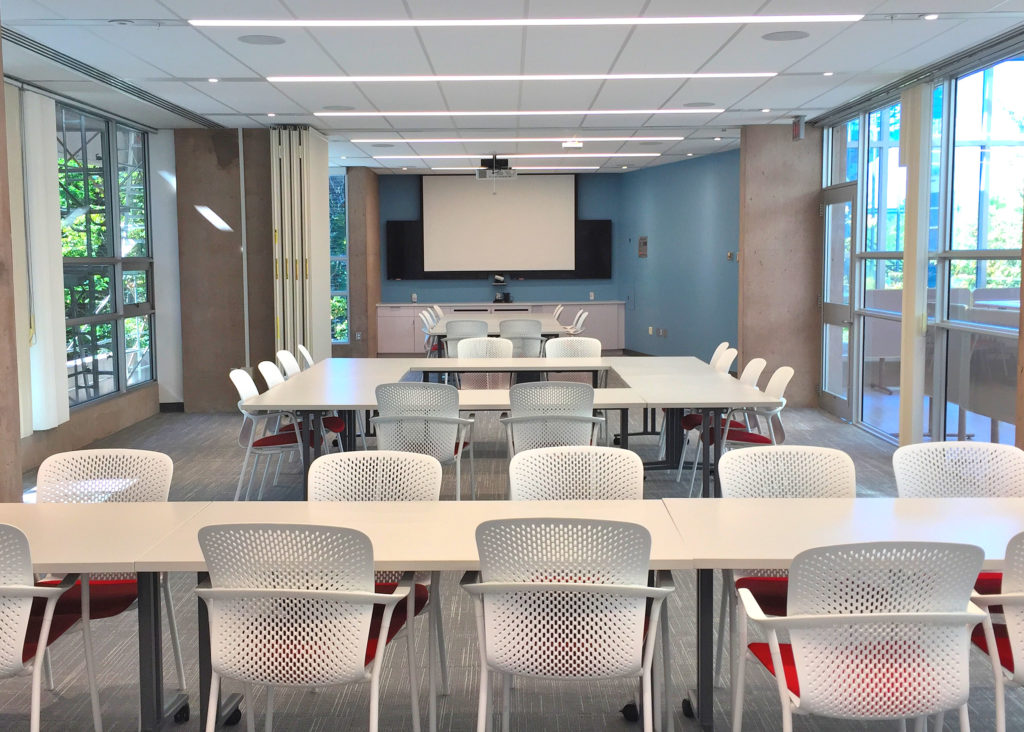 Biomedical Research Centre Seminar and Video Conferencing space
