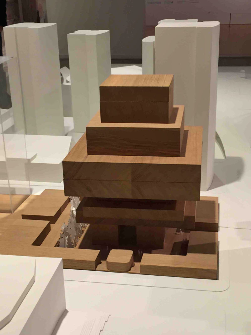 Totem: the new Vancouver Art Gallery concept design by Heurzog & de Meuron