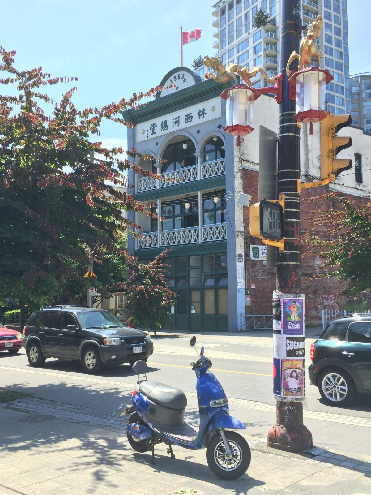 Chinatown Historic Area Planning Committee (CHAPC) Chair